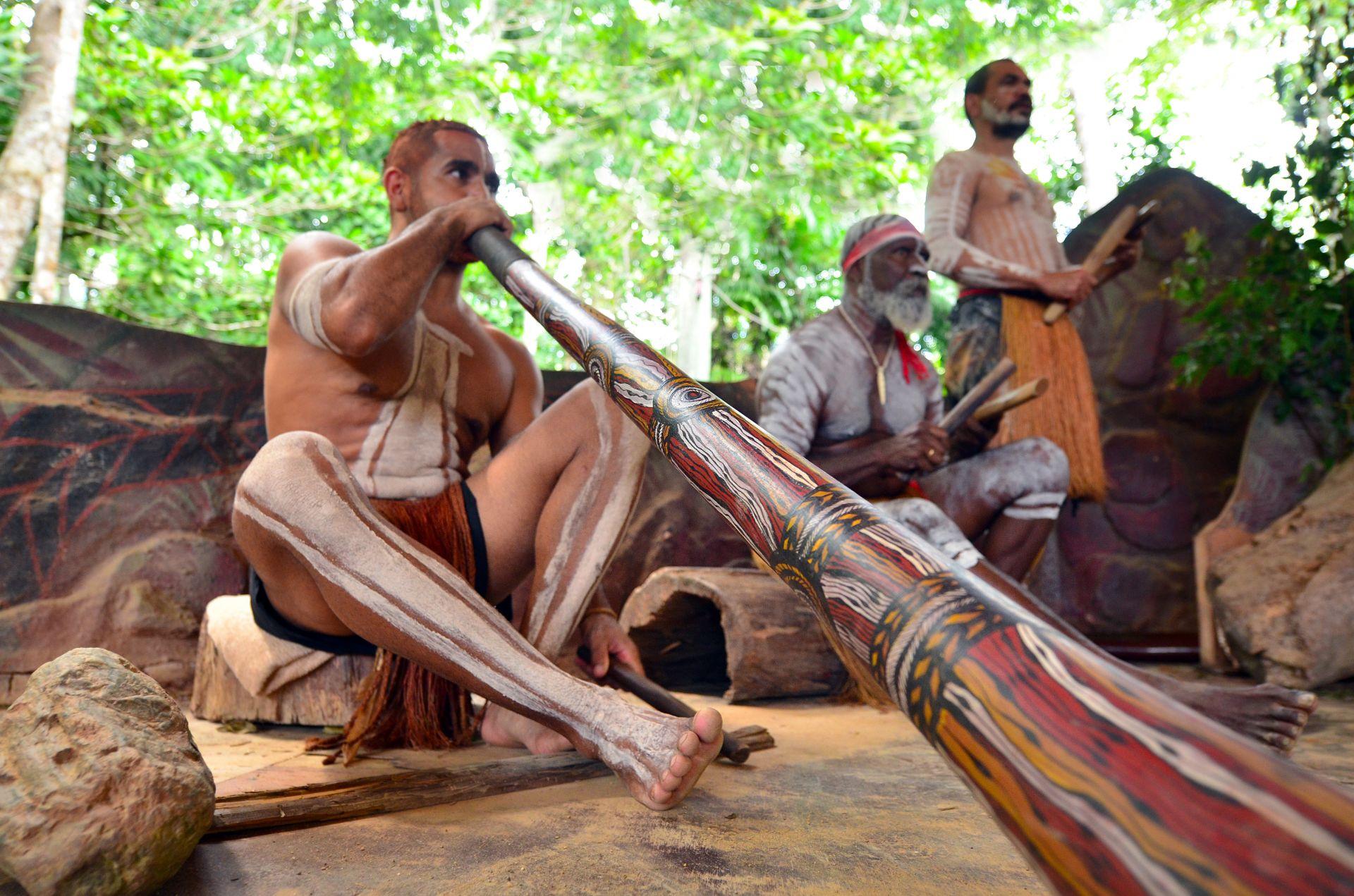 Aboriginští muži