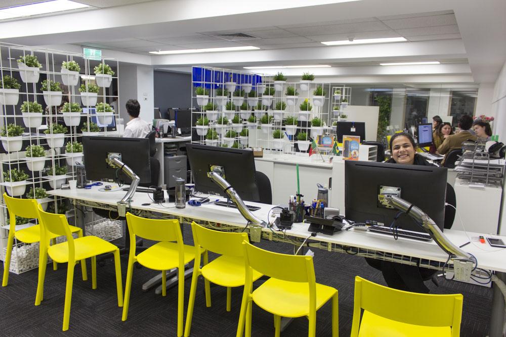 information planet kancelář v sydney austrálie