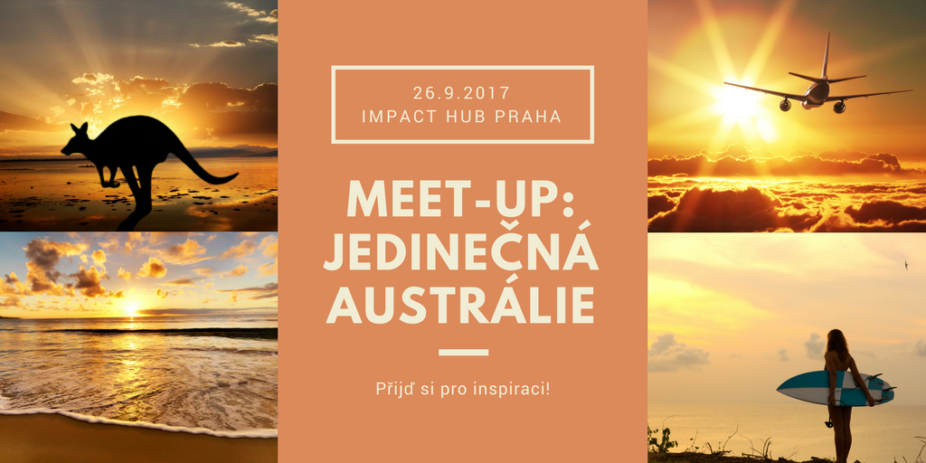 Meet-up: Jedinečná Austrálie