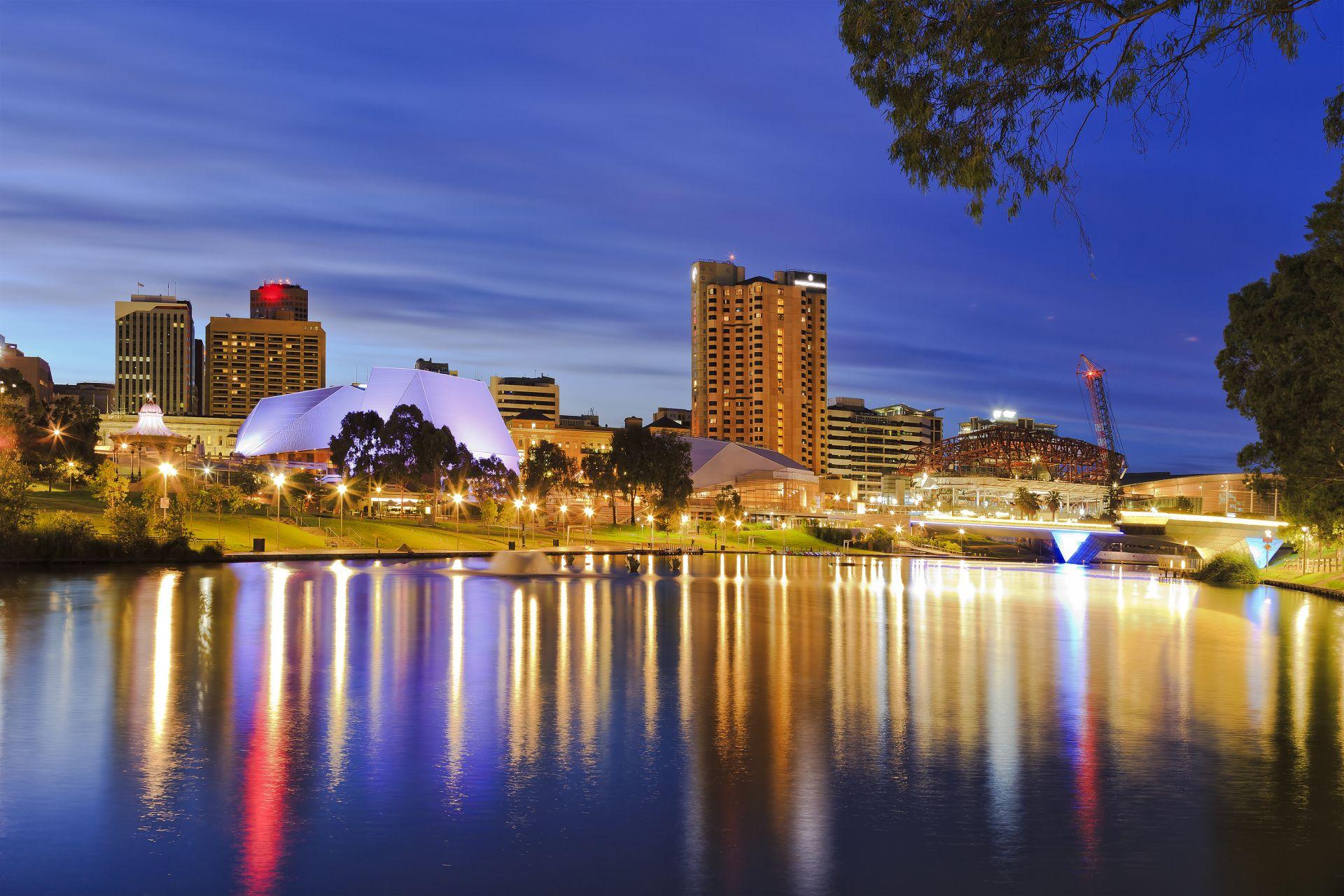 Panorama Adelaide