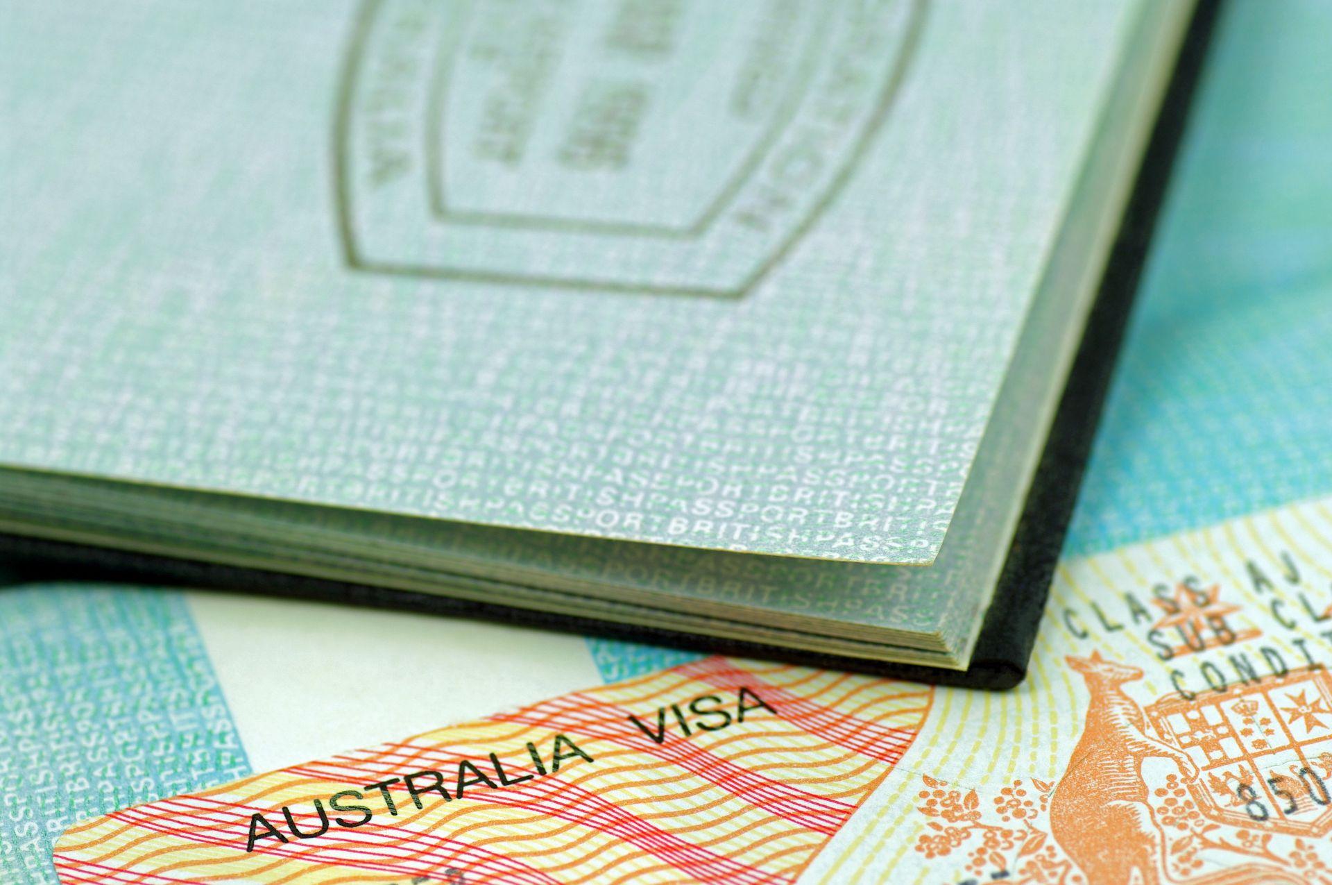 Work and holiday víza do Austrálie