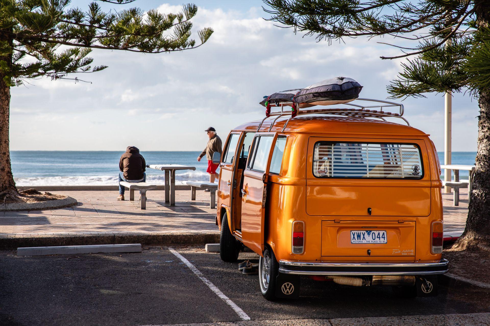 car beach australia