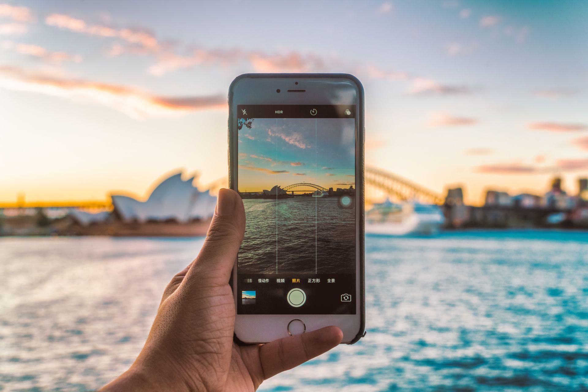 holding mobile sydney app