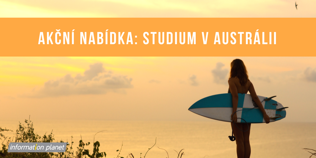 Austrálie - akční studium